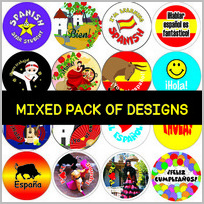 Badges Lucky Dip