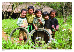 Children, Vietnam